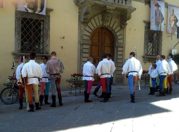 Сансеполькро в Тоскане