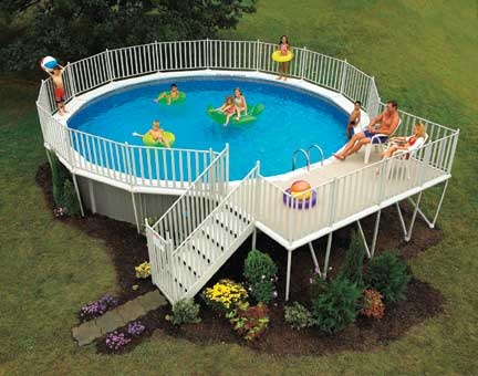 above ground Pool: Swimming Pools, Pool Ideas, Ground Pools, Bing Images, Outdoor, Above Ground Pool, Pool Designs, Pools Deck, Pool Decks
