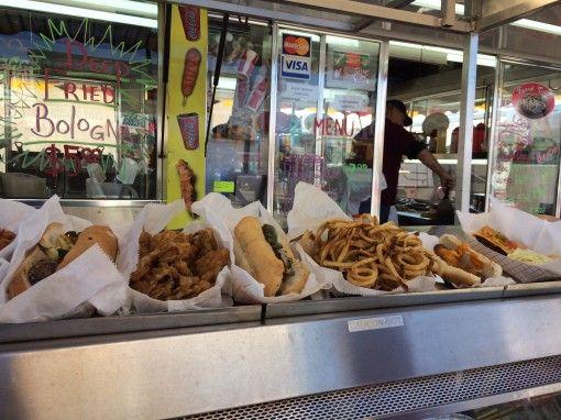 Fair Food at the Florida State Fair in Tampa, FL 2015