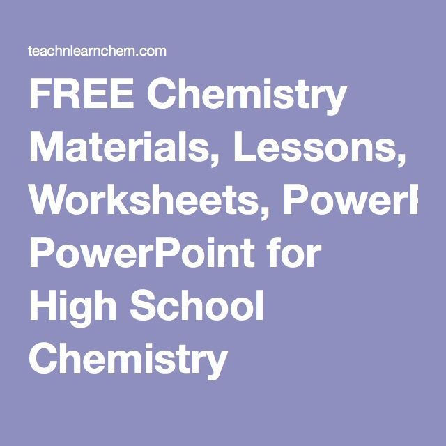 Best 25 Chemistry Worksheets Ideas On Pinterest Science