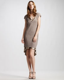 I really love this look by Brunello Cucinelli