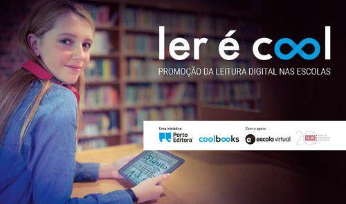 Uma iniciativa de incentivo à leitura digital dirigida aos alunos dos 2.º e 3.º ciclos. Também na Região Autónoma dos Açores.  APorto Editorae aCoolbooks, em parceria com a Rede de Bibliot...