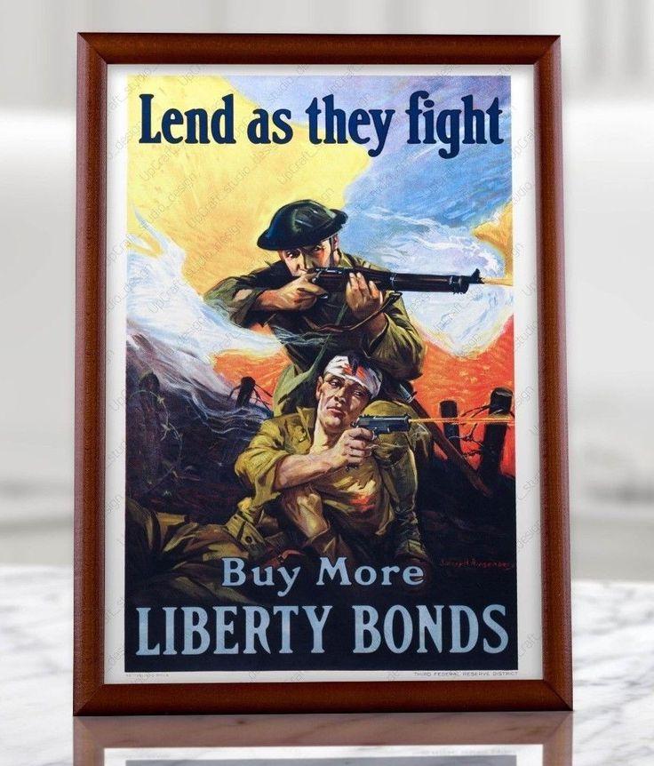 Pin On Wwi Propaganda Posters