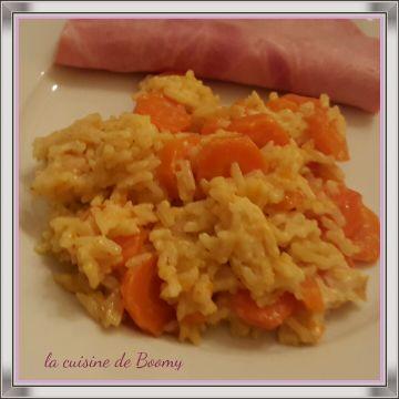 Riz Aux Carottes Et Aux Epices Ww Cookeo Cuisine Pinterest