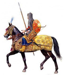 Wojskowa historia XVI-XVII wieku: współczesny obraz polsko-litewskiej kawalerii (z wyjątkiem huzarów)