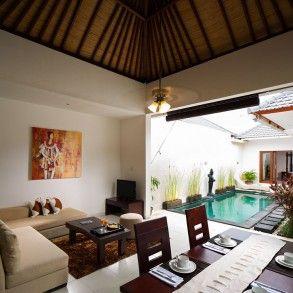 Villa Ana 3 Bedrooms at Seminyak Bali, See villa details on http://www.balilongtermrental.com/17301/