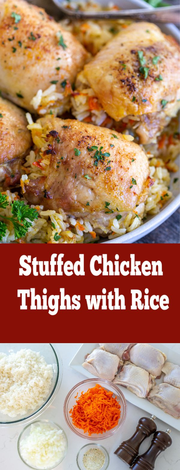 So Flavorful with just a few ingredients! Perfect dinner and reheat great. Stuff…