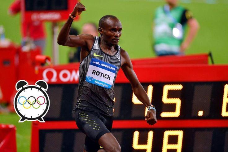 Rio 2016  Highlights 6. Olympia-Tag Kenias dreister Betrugsversuch  Kritik ... - DIE WELT