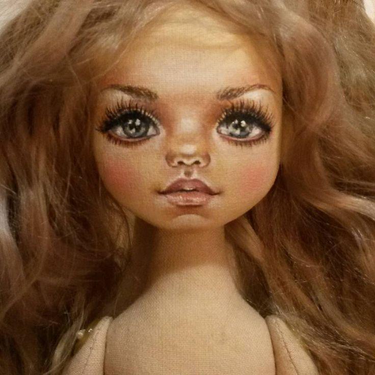 куколка номер 8☺ #текстильнаякукла #кукларучнойработы #ручнаяработа #handmadedoll #handmade #dollart #doll РЕЗЕРВ