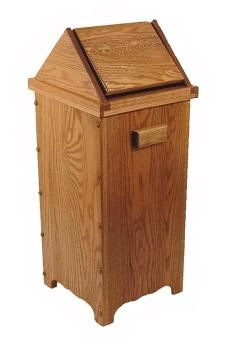 decorative indoor trash cans. Wood Trash Cans  Decorative Recycle Bins outdoor indoor trash cans recycle bins ashtrays for commercial office or home 24 best Hampers images on Pinterest Baskets