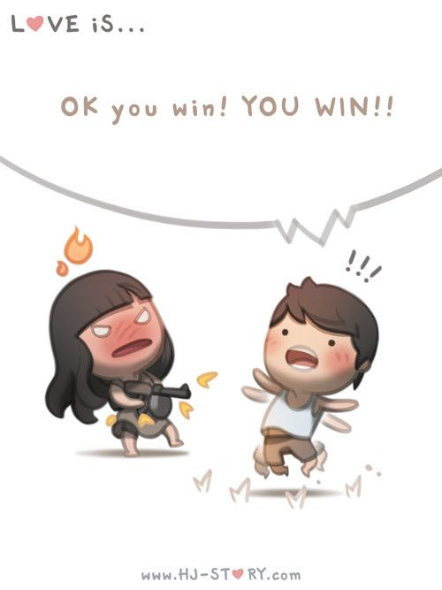 HJ-Story :: You win YOU WIN! - image 1