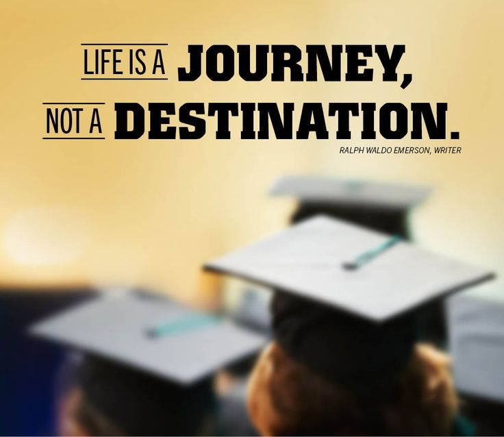 25 Best Life Journey Quotes On Pinterest: College Is One Of The Best Parts Of That Journey