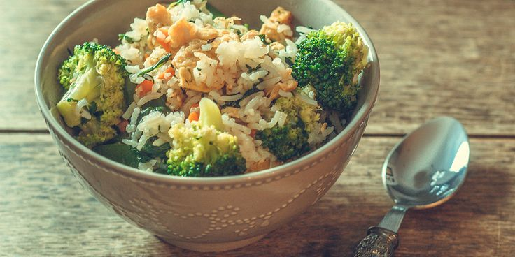 Gebratener Reis mit Gemüse | Reisehappen
