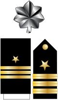 US Navy Commander Insignia