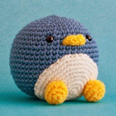 Patrón El pingüino Sebastián