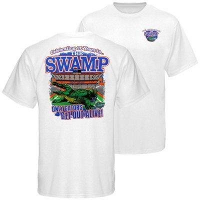 Florida Gators 20 Years In The Swamp T Shirt