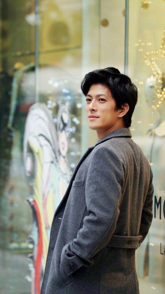 君沢ユウキ kimisawayuki 这张好帅啊