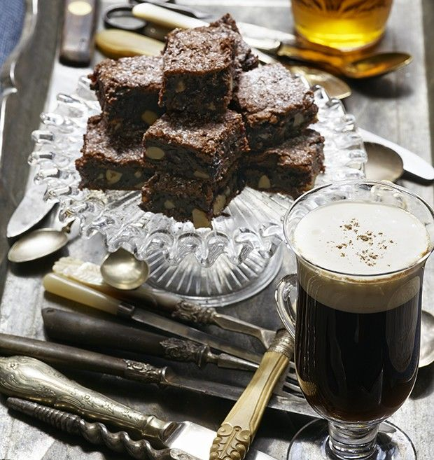 http://www.countryliving.co.uk/create/food-and-drink/sour-cherry-and-almond-brownies-recipe