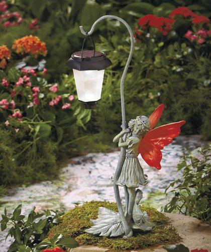 1000+ Images About Solar Garden Fairies & Enchanted Garden