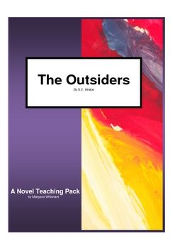 the outsiders literature guide