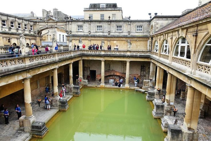 Ancient Roman Bath. #romanbath #romanbathbath