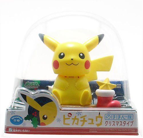 Pokemon Pikachu Christmas Figure – Pokemon Christmas Gifts