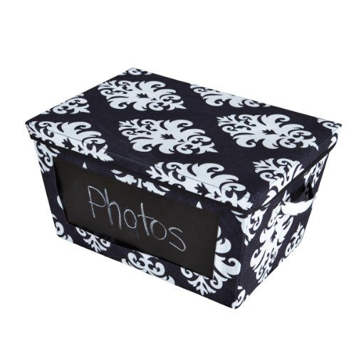 Nexxt FN19669-0 Write On CD Storage Collection 16 by 11 by 9-Inch Damask Style Printed Fabric Storage Box Nexxt http://www.amazon.com/dp/B0084D2Q6G/ref=cm_sw_r_pi_dp_RDJQtb1A5JTGBHA4