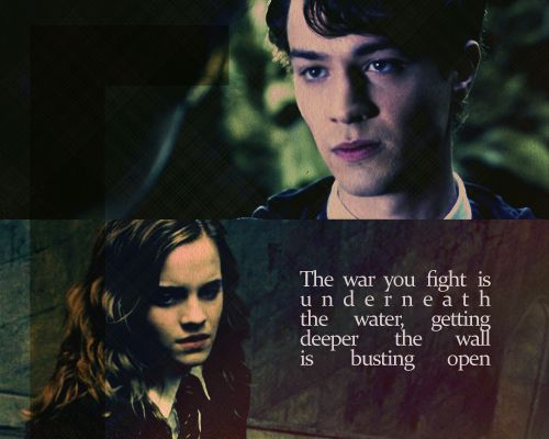 Hermione Tom Riddle Time Travel Fanfiction