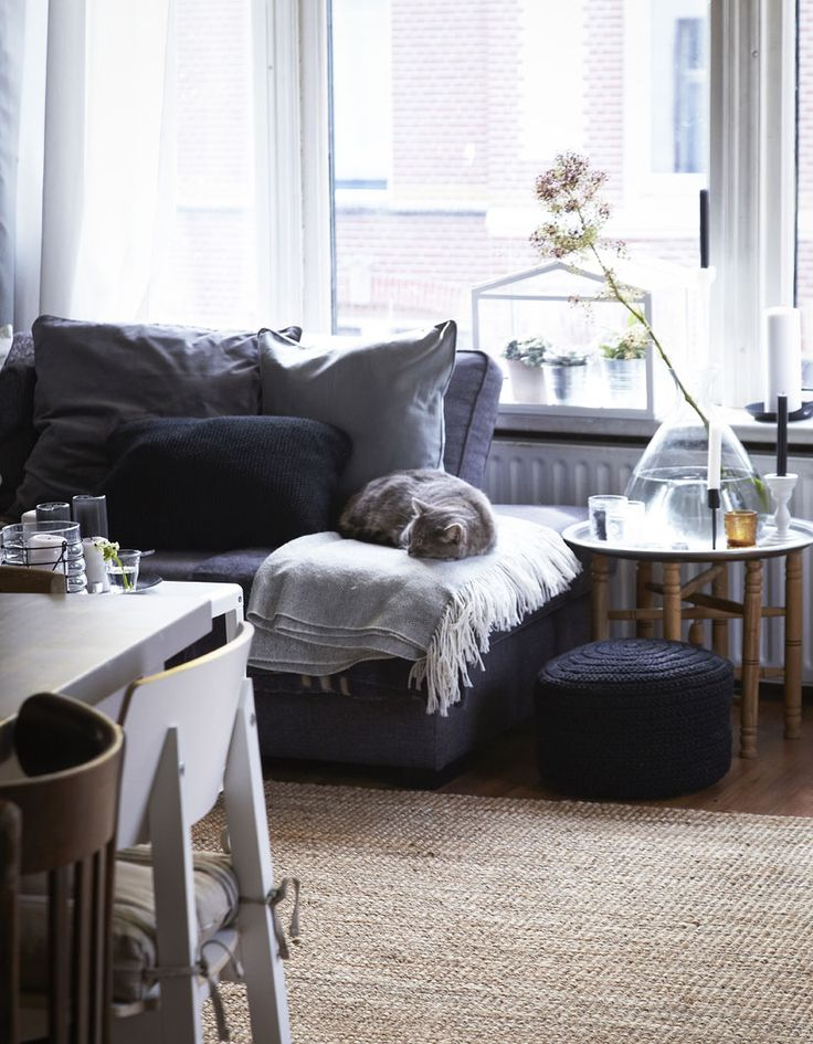 A restyled and renewed apartment