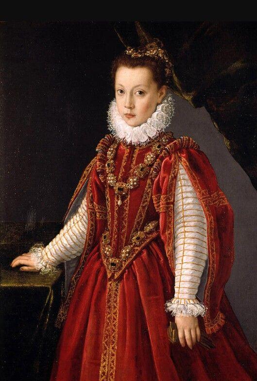 Young Lady di Sofonisba Anguissola, 1560,conservata al Museo Lazzaro Galdiano di Madrid