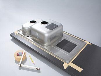 1000 id er om sp lbecken p pinterest einbausp le. Black Bedroom Furniture Sets. Home Design Ideas