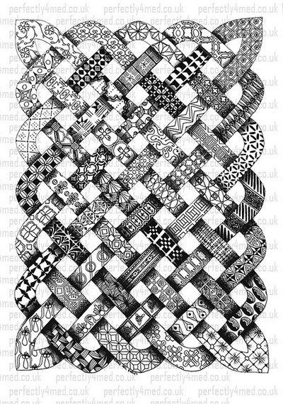 77 besten zentangle bilder auf pinterest zentangle muster zeichnen und gewirr kritzelei. Black Bedroom Furniture Sets. Home Design Ideas
