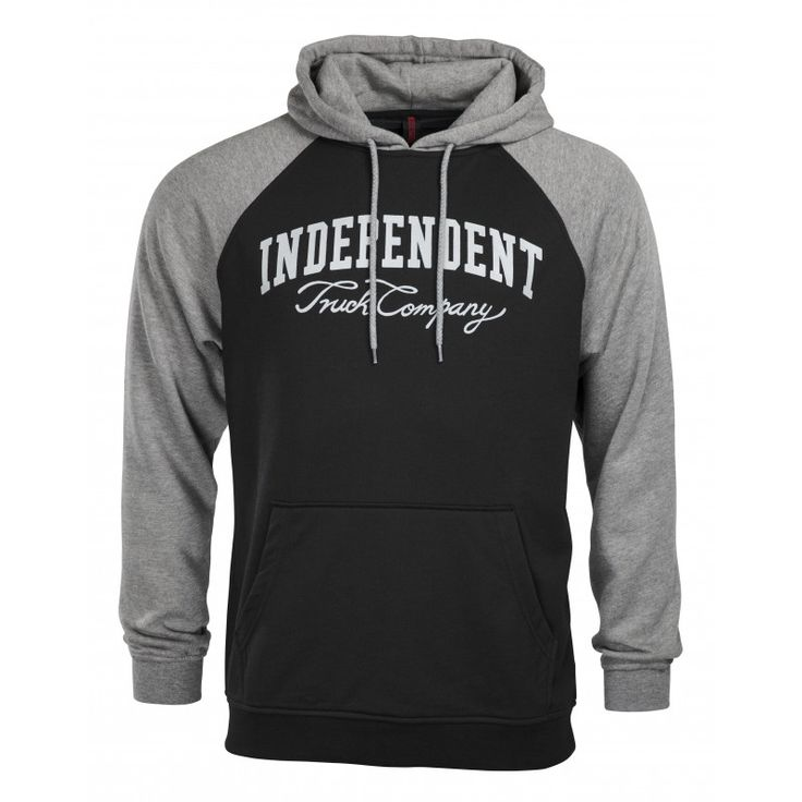 buy Independent Letterman Hoodie Youth at the Skateboard shop in The Hague, Netherlands