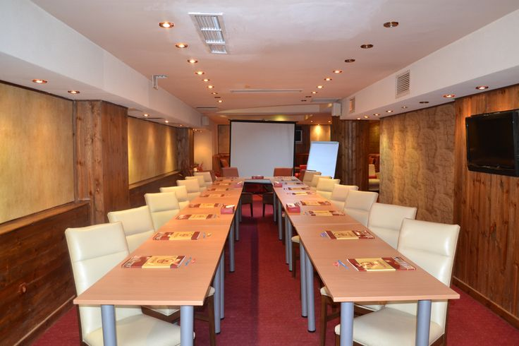 A special place for business meetings or different eveniment at Phoenicia Comfort Hotel 4* Bucharest