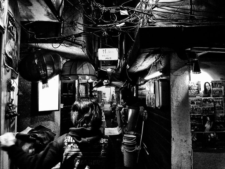"Daido Moriyama, ""Monochrome"", Tokyo, Japon, 2008-2012"