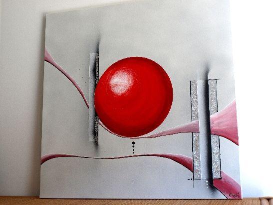 1000 images about peinture moderne 3d on pinterest. Black Bedroom Furniture Sets. Home Design Ideas