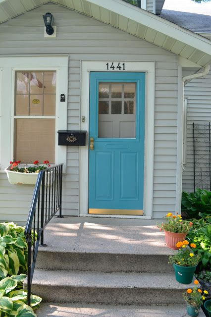 19 best images about exterior color ideas on pinterest - Front door colors for grey house ...