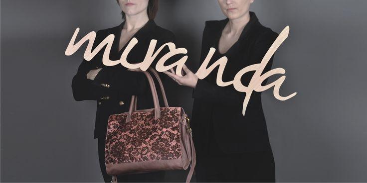 Miranda ---> In #pink lace #cavallino and #smog version