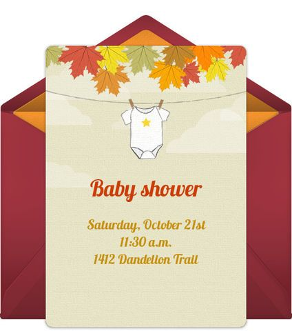 October 21, 2017@ 11:30 a.m.: Please join us to celebrate Bexy's Baby shower and birthday. It's a girl. https://www.punchbowl.com/parties/98dadbe6dee867ad68d2