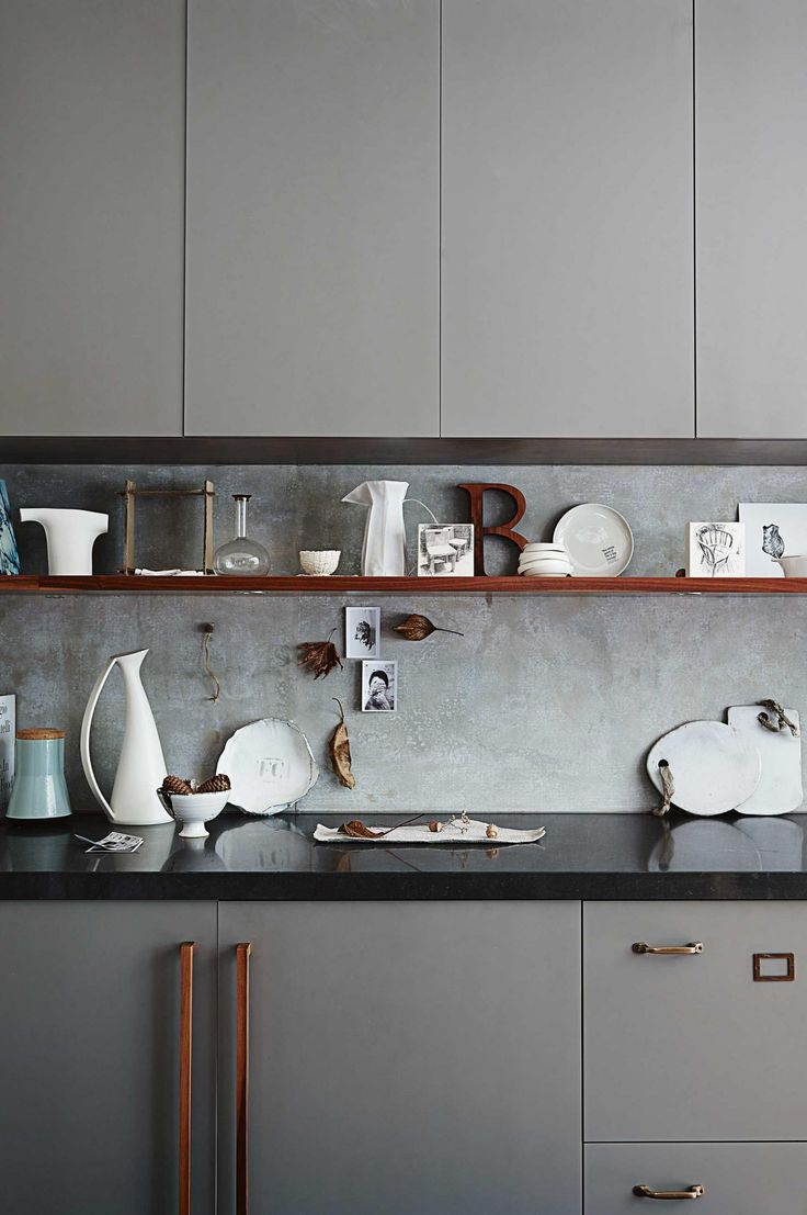 Concrete ideas for every room in the house from insideout.com.au. Styling by Claire Delmar. Photography by Anson Smart.
