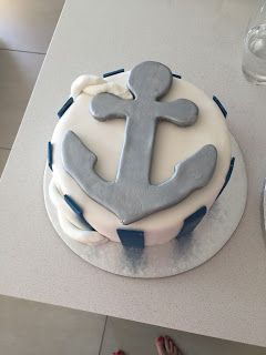 Whisked Away: Anchor cake