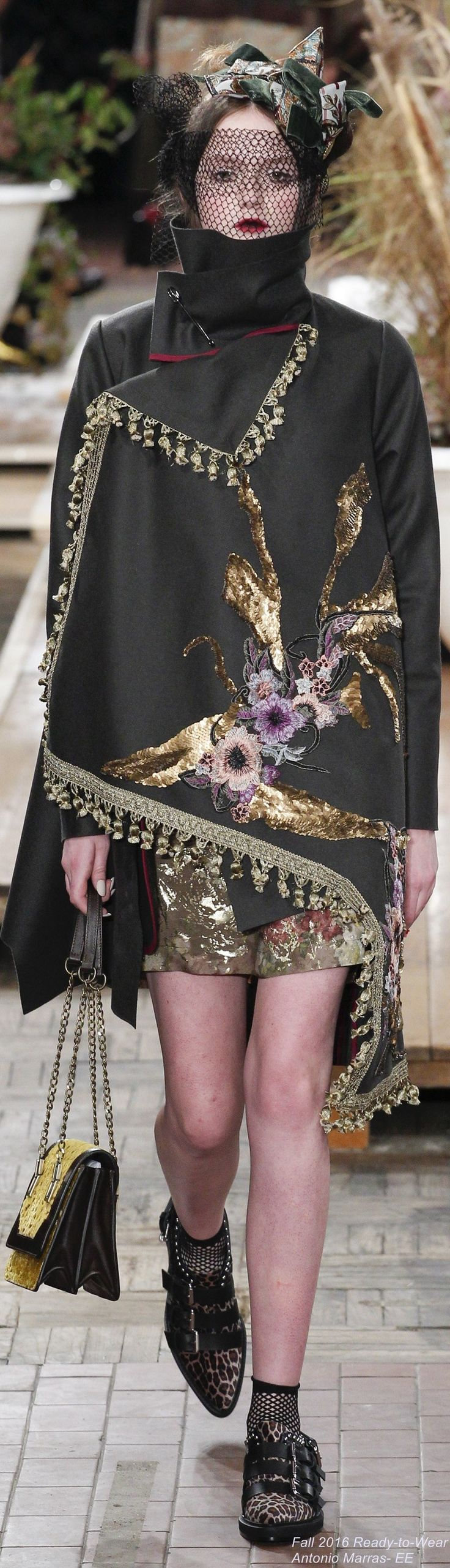 Fall 2016 Ready-to-Wear Antonio Marras