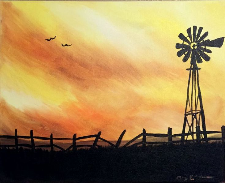Gallery | Social Drinking & Painting in Oklahoma City | Wine & Palette