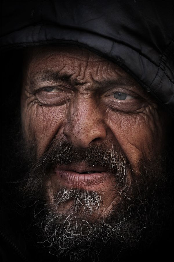 "500px / Photo ""My street portraits.."" by Edmondo Senatore"