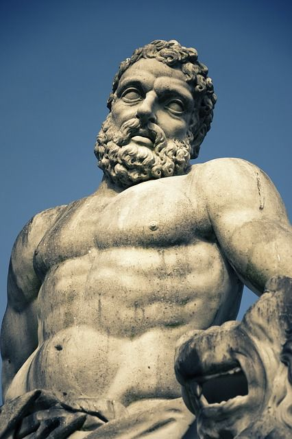 Free Image on Pixabay - Hercules, Statue, Greek Ancient