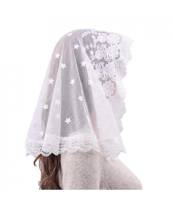 Med Rose Spanish Style veils and mantillas church lain Mass