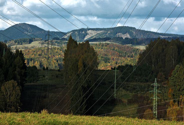 Vraní hory