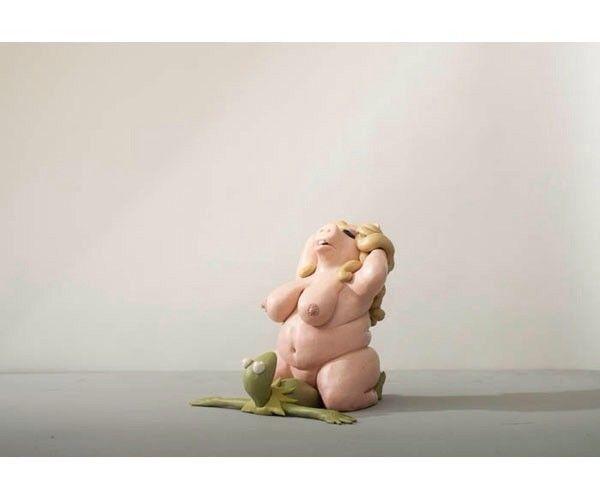 Miss piggy porno