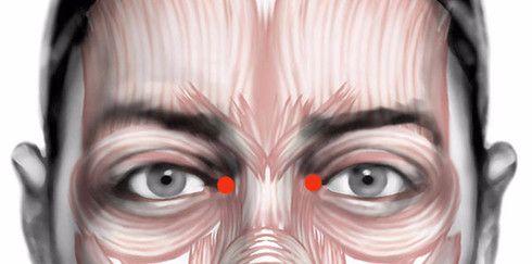 «Капли дождя»: простая техника для снятия усталости глаз