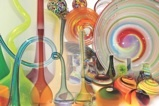 Michael Anchin Glassblower Woodstock & NYC 212 925 1470